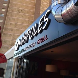pizzeria Nápoles